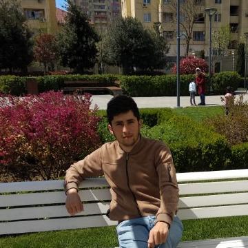 Emin M-ov, 28, Baku, Azerbaijan