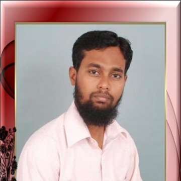 Tahir Khan, 31, Hyderabad, India