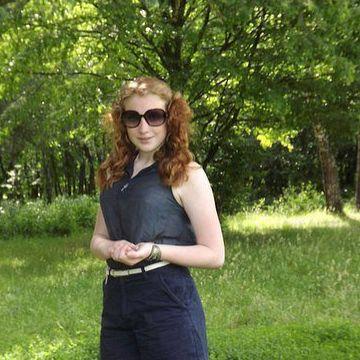 Юлия Слободянюк, 20,
