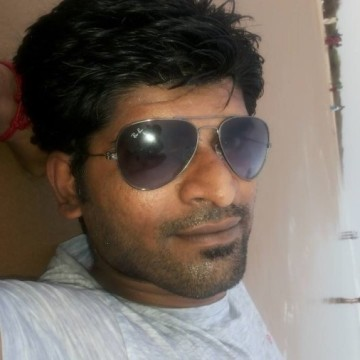 KrishnaChaitanya, 34, Hyderabad, India