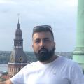 Qais Roina, 33, Basel, Switzerland