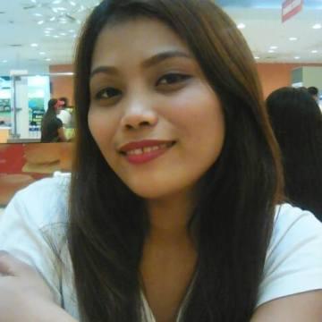 Judy Ann Baldos, 23, Manila, Philippines