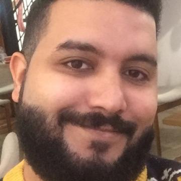 Rakan Al Rahbine, 31, Bisha, Saudi Arabia
