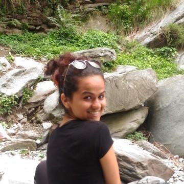 Vaidehi Joshi, 25, Pune, India