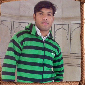 Hemant Kumar, 28, Agra, India