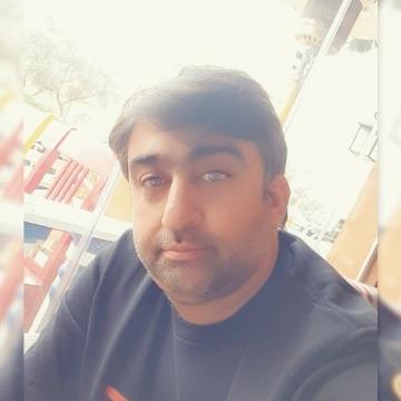 Orhan Hakim, 33, Baku, Azerbaijan