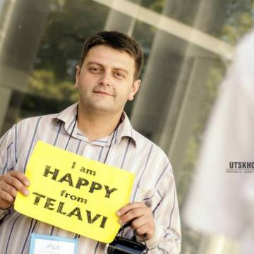 ერეკლე ცოცანიძე, 35, Tbilisi, Georgia