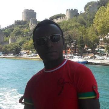carlos, 29, Istanbul, Turkey