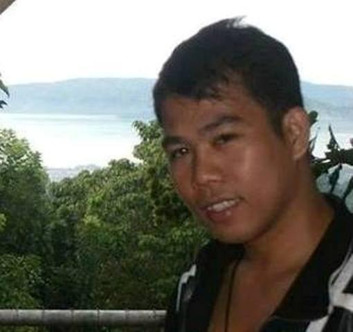 Algin Cabilogan, 33, Philippine, Philippines
