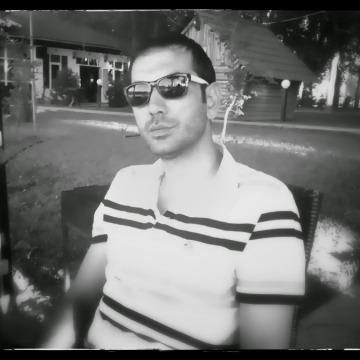 Erkan Emmi, 38, Bishkek, Kyrgyzstan