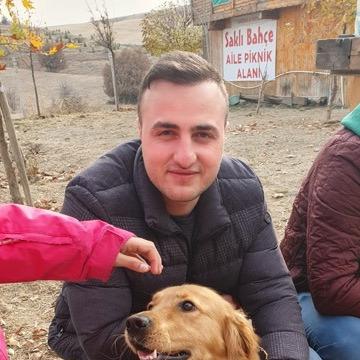 Soner, 28, Ankara, Turkey