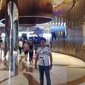 Sahil Hegde, 18, Mumbai, India