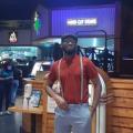Miller Blackcoffee, 31, Kuwait City, Kuwait