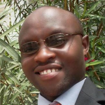 Christ Mdoe, 33, Dar es Salaam, Tanzania
