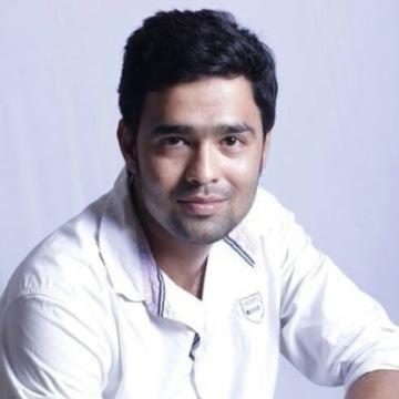 Rishi Gupta, 36, Mumbai, India