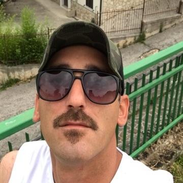 Christophe, 39, Rome, Italy