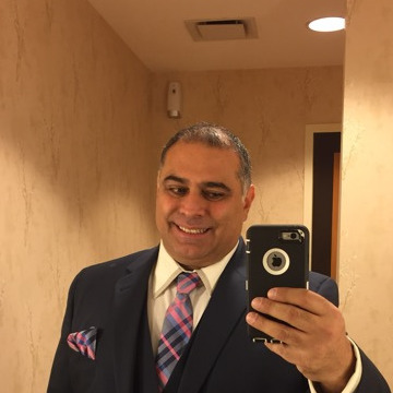 Robert Ruocco, 47, New York, United States