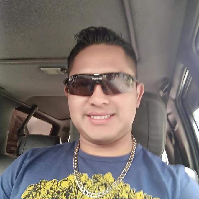 Carl QC, 25, La Paz, Bolivia