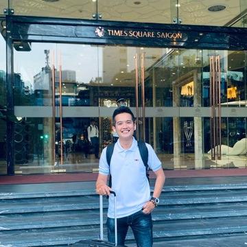 Kim Long, 29, Ho Chi Minh City, Vietnam