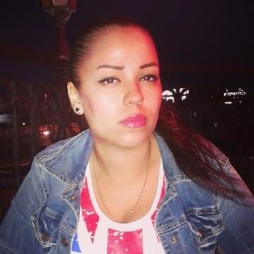 Nihed Nahouda, 34, Tunis, Tunisia