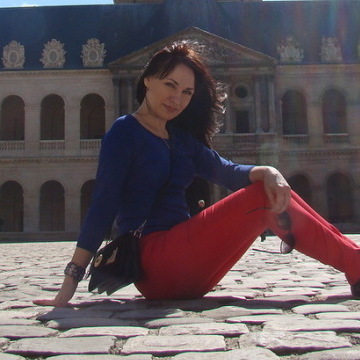 Irina Slavkina, 35, Saint Petersburg, Russian Federation