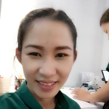 Veevi Vilawan, 28, Bangkok, Thailand