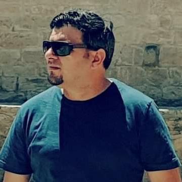 Haider Al Waili, 37, Kut, Iraq