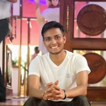 Abhishek rai, 20, New Delhi, India