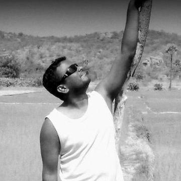 Pedapati Suraj, 31, Hyderabad, India