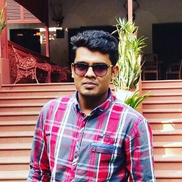 Saikat Mondal, 25, Dhaka, Bangladesh