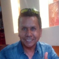 Omar Calderón F., 55, Iquique, Chile