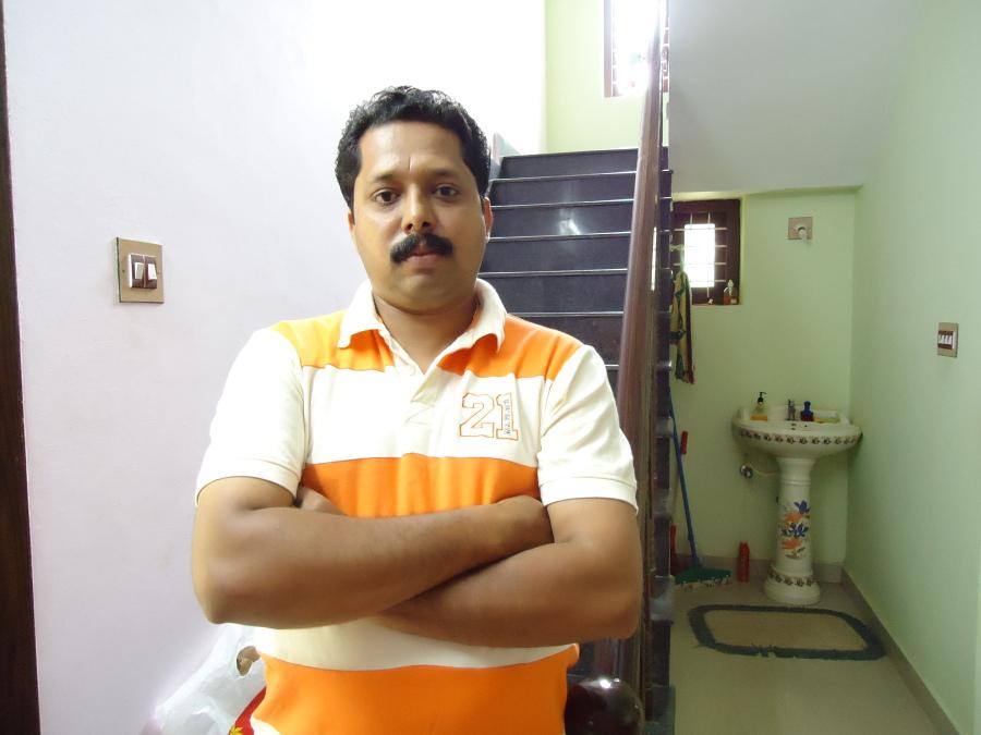 sojo, 44, Palakkad, India