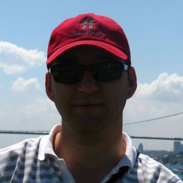 BARIS, 41, Ankara, Turkey
