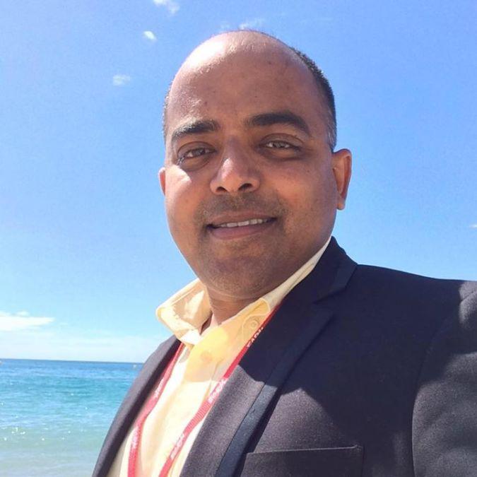 Saj, 36, Dubai, United Arab Emirates