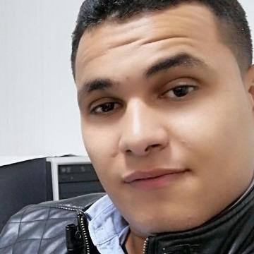 Alaa Ajaj, 26, Tripoli, Libya