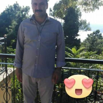 Turan , 46, Istanbul, Turkey