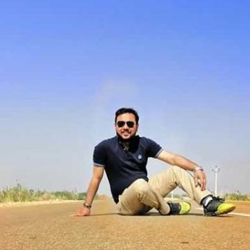 Aditya Vikram, 30, Patna, India