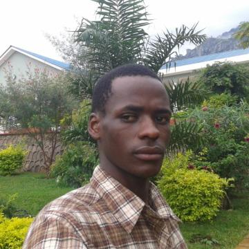 Harrison Mollel, 30, Arusha, Tanzania