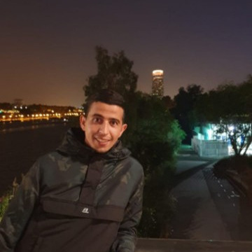 Mohamed Mayli, 30, Casablanca, Morocco