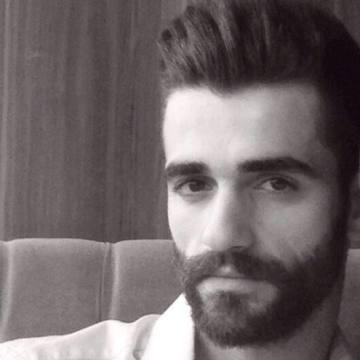 Burhan Kucur, 32, Bursa, Turkey