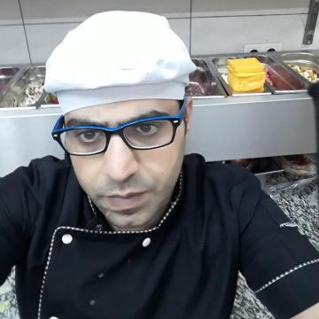 Eymen Murat, 36, Erbil, Iraq