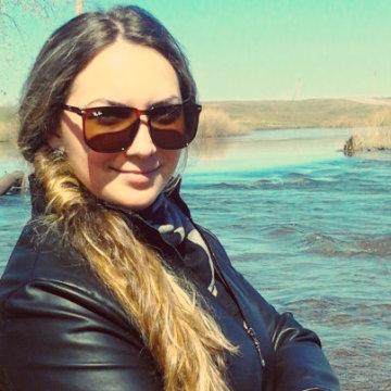 Svetlana Berezhnaya, 24,