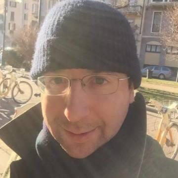 Mattia Sorbi, 39, Milan, Italy