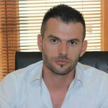 Ali Demir, 39, Istanbul, Turkey