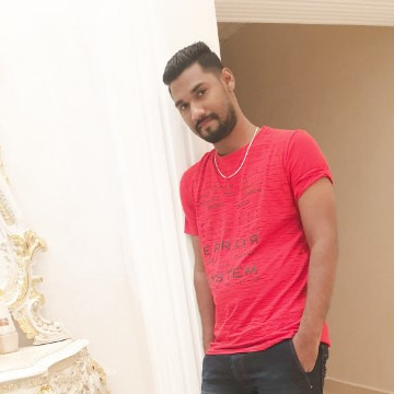 Jack Jones Ibrahim, 33, Qatana, Syria