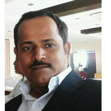 P KIRAN KUMAR, 40, Hyderabad, India