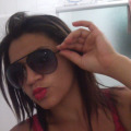 Luciana Santos da Silva, 26, Ibirite, Brazil