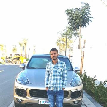 Faisal, 26, Dubai, United Arab Emirates