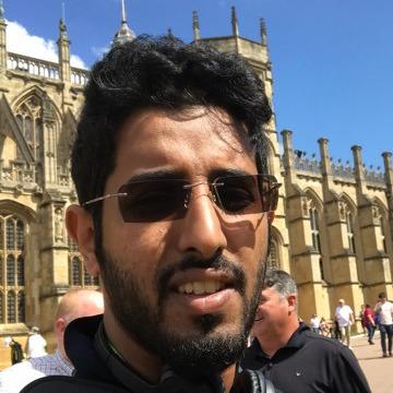 Abdulaziz, 28, Muscat, Oman