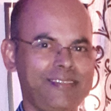 christopher john, 48, Mumbai, India